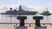 Nhật Bản đề nghị Đức đưa tàu chiến tới Đông Á