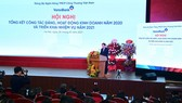 Năm 2020, VietinBank đã cắt giảm gần 5.000 tỷ đồng lợi nhuận từ việc giảm lãi suất cho vay, phí, thoái lãi để hỗ trợ doanh nghiệp, người dân