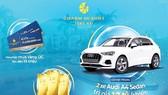 Chi 20 tỷ trong ngày mở bán dự án nghỉ dưỡng Charm Long Hải resort