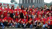 Các đại biểu tham gia Diễn đàn trí thức trẻ Việt Nam toàn cầu năm 2019. Ảnh: BẢO ANH