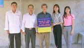KVT trao tặng Nhà tình nghĩa tại huyện Xuyên Mộc, tỉnh Bà Rịa - Vũng Tàu