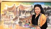 """Triển lãm tranh """"Memories of home land""""- """"Kỷ niệm hương quê"""" của họa sĩ Văn Dương Thành"""