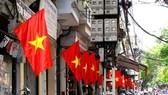 TPHCM: Nghỉ lễ và treo cờ Tổ quốc nhân Giỗ Tổ Hùng Vương