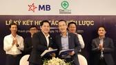 Dr. OH Bệnh Viện Đa Khoa Bỏ Túi và MB ký kết hợp tác chiến lược