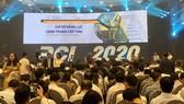 Buổi công bố trực tuyến báo cáo thường niên Chỉ số Năng lực cạnh tranh cấp tỉnh (PCI) 2020