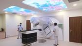 Bệnh viện Ung bướu TPHCM cơ sở 2 được đầu tư trang thiết bị hiện đại phục vụ nhu cầu khám chữa bệnh. Ảnh: HOÀNG HÙNG