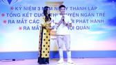 Tác giả trẻ Võ Đăng Khoa nhận giải nhất trong cuộc thi Truyện ngắn Trẻ 2020-2021 do Quán Chiêu Văn tổ chức cuối tháng 4-2021. Ảnh: VÕ KHÁNH