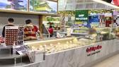 Satramart Siêu thị Sài Gòn đưa vào hoạt động quầy sushi tự chọn
