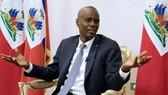 Tổng thống Haiti Jovenel Moise tại Port-au-Prince tháng 1-2020. Ảnh: REUTERS