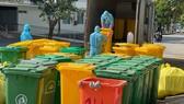 Thực hiện tốt phân loại rác tại nguồn sẽ giúp tiết kiệm nhân lực và chi phí xử lý rác. Ảnh: HOÀNG HÙNG