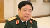 Đại tướng Phùng Quanh Thanh. Ảnh: ĐẶNG LÊ/TTXVN