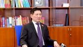 Bộ trưởng Bộ Tài chính Hồ Đức Phớc. Ảnh: VGP