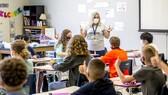 Một lớp học tại Mỹ