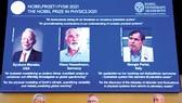 Giải Nobel Vật lý 2021: Vinh danh phát hiện về sự nóng lên toàn cầu