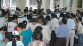 Điểm chuẩn xét tuyển vào lớp 10 tại TP. Hồ Chí Minh