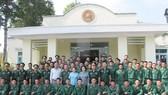 Đoàn lãnh đạo TPHCM thăm, động viên chiến sĩ mới tại Tây Ninh