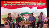 Họp mặt các thế hệ cựu chiến binh Việt Nam Khối Dân - Chính - Đảng TPHCM