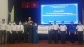 Trao tặng 30 tỷ đồng kinh phí xây dựng Bệnh xá trên đảo Nam Yết, Trường Sa
