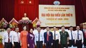 Đồng chí Võ Thị Dung, Phó Bí thư Thành ủy TPHCM và các đại biểu dự đại hội