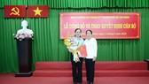 Đồng chí Nguyễn Thanh Xuân giữ chức vụ Bí thư Đảng đoàn Hội Nông dân TPHCM