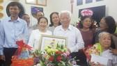 Lãnh đạo TPHCM chúc thọ các cụ cao niên tiêu biểu