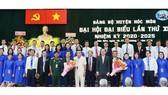 Ban Chấp hành Đảng bộ huyện Hóc Môn, nhiệm kỳ 2020-2025 ra mắt đại hội