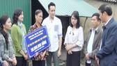 TPHCM hỗ trợ tỉnh Hà Tĩnh 3,6 tỷ đồng khắc phục hậu quã bão lũ