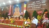 Hoạt động Phật sự của Giáo hội Phật giáo Việt Nam TPHCM góp phần củng cố khối đại đoàn kết toàn dân tộc