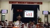 Quán triệt Nghị quyết Đại hội Đảng bộ TPHCM lần thứ XI đến các vị thành viên Ủy ban MTTQ Việt Nam TPHCM