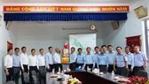 Đoàn lãnh đạo TPHCM thăm, chúc tết các đơn vị