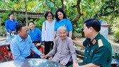 Gần 600 triệu đồng chăm lo hộ nghèo, gia đình chính sách huyện Củ Chi