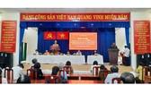 Cử tri quận 12 và Gò Vấp đánh giá cao chương trình hành động của các ứng cử viên đại biểu Quốc hội Khóa XV