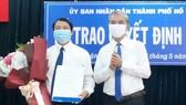 Ông Nguyễn Trí Dũng giữ chức vụ Chủ tịch UBND quận Gò Vấp