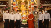 Phật giáo Việt Nam luôn đồng hành, chung sức cùng cả nước vượt qua đại dịch Covid-19