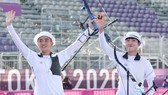 Hàn Quốc có tấm HCV Olympic Tokyo đầu tiên ở môn bắn cung.
