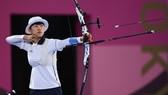An San trở thành biểu tượng mới của bắn cung Hàn Quốc sau Olympic Tokyo 2020. Ảnh: GETTY