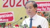 Đồng chí Nguyễn Hồng Thanh làm Bí thư Thành ủy Tây Ninh