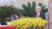 Đồng chí Nguyễn Văn Lợi tái đắc cử Bí thư Tỉnh ủy Bình Phước.