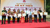 Kỷ niệm 90 năm Ngày truyền thống công tác dân vận của Đảng.