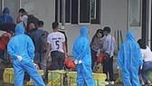 Các công dân được cách ly tại tỉnh Đồng Nai.