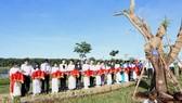 Lễ khánh thành công viên Hồ Suối Cam