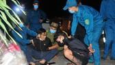 Lực lượng chức năng bắt giữ 2 đối tượng tàng trữ ma túy