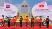 Khánh thành cụm công trình lưu niệm hành trình cứu nước của Thủ tướng Campuchia Hun Sen.