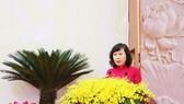 Đồng chí Huỳnh Thị Hằng tiếp tục làm Chủ tịch HĐND tỉnh Bình Phước.