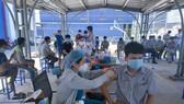 Bình Phước đẩy nhanh tiến độ tiêm chủng vắc xin phòng Covid-19.