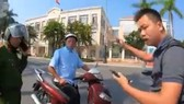 Người đăng clip vu khống Công an Đà Nẵng nhận sai, xin lỗi