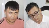 Bắt 2 đối tượng người Mông Cổ trộm cắp tài sản, làm giả giấy tờ