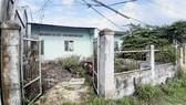 Tại nơi đây nhiều nhà dân không thể sửa chữa hay xây mới