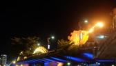 Cầu Rồng sẽ dừng phun lửa, phun nước trong thời gian dịch Covid-19