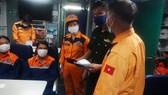 Cứu 7 ngư dân bị chìm tàu ngoài khơi tỉnh Thừa Thiên - Huế